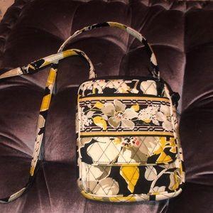 Vera Bradley crossbody bag worn once!